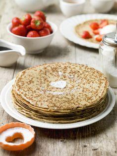 Kiwi, Pancakes And Waffles, Beignets, Good Food, Food And Drink, Snacks, Baking, Breakfast, Easy