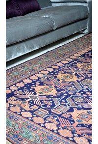 Antique Turkish Carpets,The Carpet Cellar,Tribal Turkish<br>265<br>10.6 Feet X 8 Feet
