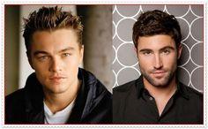 Männerfrisuren für rundes Gesicht