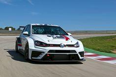 Neuausrichtung für Volkswagen-Motorsport in 2017 - VW Golf 7 TCR