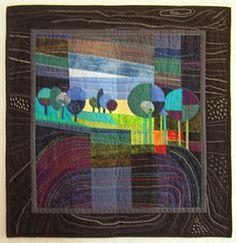 Art Quilt by Anneke Smit