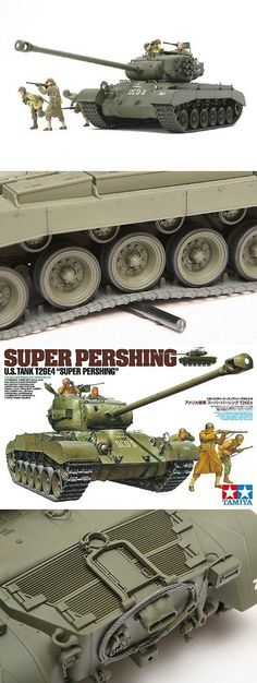 Other Sports Car Models and Kits 2583: Tamiya 1:35 Us Tank T26e4 Super Pershing - Pre-Production 35319 -> BUY IT NOW ONLY: $55.95 on eBay!