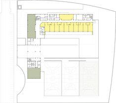 Colegio Mariturri,Planta 0