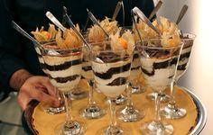 Outra delícia do encontro, cedida pelo Addad Franco Gastronomia: tiramisu na taça