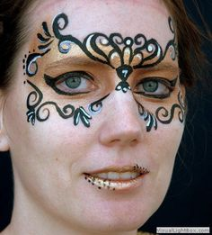 Halloween Face Painting | Austin, Texas' premier Face and Body Art provider