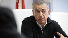 Iñigo Urkullu repite como candidato del Partido Nacionalista Vasco (PNV) a la…
