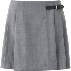 WOMEN WOOL BLENDED SKIRT $39.90
