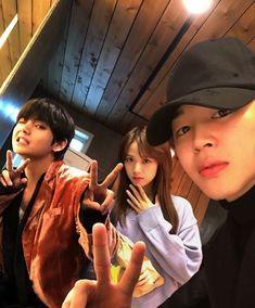 I Need u \ Liskook - Texting Bts Girl, Bts Boys, Kpop Couples, Cute Couples, Boy And Girl Friendship, Bff, Korean Best Friends, Bts Fanfiction, Ulzzang Korean Girl