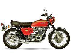 Honda 750 four Honda 750, Cb750 Honda, Motos Honda, Honda Bikes, Honda Motorcycles, Ducati, Harley Davidson, Vintage Bikes, Vintage Motorcycles