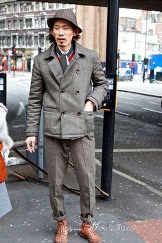 London - Street Style 2013 - 06