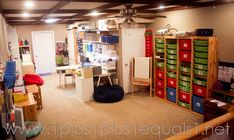 What I want our home school room to look like.