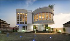 A SOULFUL STUDIO: AD CONSULTING OFFICE BUILDING IN LEKKI, LAGOS