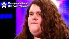 Charllote And Jonathan Best Audition Ever Britain Got Talents 2012, via YouTube.