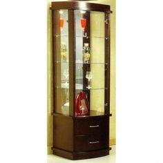 Cristaleira Colonial 1,92 x 55 x 52 Flávio Móveis Gramado -  com as melhores condições você encontra no site do Magazine Luiza. Confira!