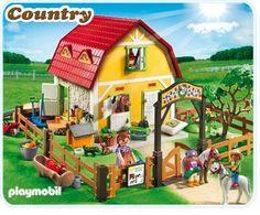 Playmobil 5222 - Rancho  para Ponis - Comprar ahora || deMartina.com