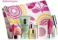 From Today there is an another promotional period - in United Kingdom at Debenhams with 2 Clinique products purchase. http://clinique-bonus.com/united-kingdom/
