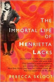 """""""Henrietta Lacks was a poor Southern tobacco farmer who worked the same land as her slave ancestors, yet her cells -- taken without her knowledge -- became one of the most important tools in medicine.""""  