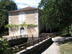 Ville de Montbron - Moulin de Chabrot