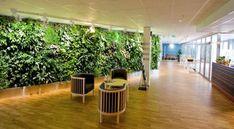 Vertical Gardens in Europe | HomeDSGN