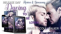 #ReleaseDay #Review ? Dyeing To Be Loved (Curl Up and Dye Mysteries) by Aimee Nicole Walker + Giveaway