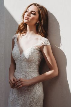 Allure Bridals is one of the premier designers of wedding dresses, bridesmaid dresses, bridal and formal gowns. Bridal Dresses, Bridesmaid Dresses, Cap Sleeve Gown, Bridal And Formal, Sophisticated Bride, Formal Gowns, Modern Fashion, Special Occasion Dresses, Dress Collection