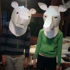 Fancy - Animal Masks by Soroche