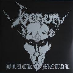 "Venom Band | Black Metal"" - Neat Records - (NEAT 1005) England, 1982."