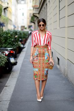 Thássia Naves: Dolce & Gabbanna Show!