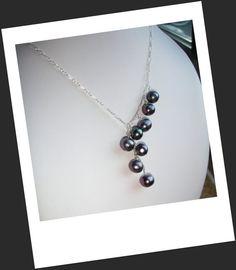 Camille crimson pearl necklace understand