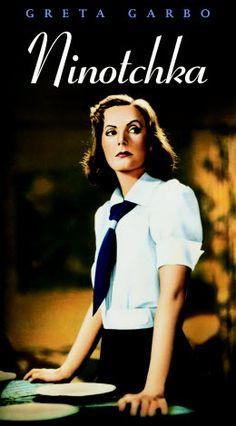 Ninotchka (1939) Greta Garbo *** Nominated for Best Picture