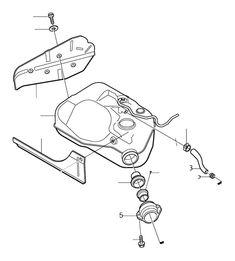 2001 volvo v70 engine diagram Google Search Volvo V70