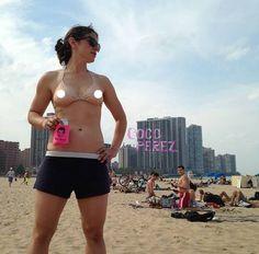 The Tata Top Joins The Fight To #FreeTheNipple! Go Topless (Kind Of) With This Brilliant Bikini Top! http://perezhilton.com/cocoperez/2014-06-25-the-tata-top-nipple-bikini-top-boobs