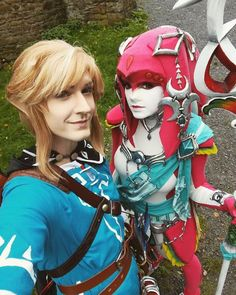 Such a good Mipha Cosplay