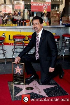 Joe Mantegna, Star On The Hollywood Walk Of Fame, Walk Of Fame