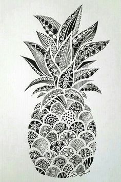Imagen de wallpaper, pineapple, and ananas
