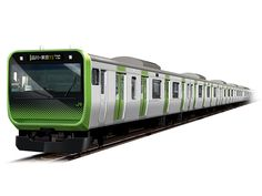 JR EAST has released artist's impressions of its forthcoming EMU, which will enter service from next year on the Yamanote Line, one of the busiest commuter lines in Tokyo, which carries around million passengers a day.