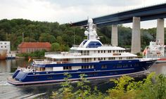 https://flic.kr/p/9dBSDk   NORTHERN STAR - IMO 1010129   Passing Kiel Holtenau westbound 2009/08/27 returning from trials in Baltic Sea Newbuilding by Krögerwerft Rendsburg (Lürssen Group) 2009 L: 75.40m (247.38 ft) B: 13.50m Designer: Espen Oeino / Int: Pauline Nunns 12 Guests Caterpillar 5,364 BHP 17.00kn