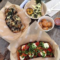 bruscetteria food truck - Google Search