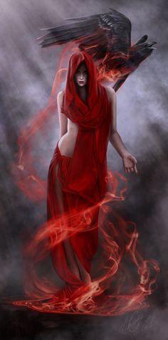 Lilit o Lilith (del hebreo: לילית) es una figura legendaria del folclore judío, de origen mesopotámico. Se la considera la primera esposa de Adán, anterior a Eva. Según la leyenda (que no aparece en la Biblia), abandonó el Edén por propia iniciativa y se instaló junto al mar Rojo, uniéndose allí con Samael, que se convirtió en su amante, y con otros demonios.