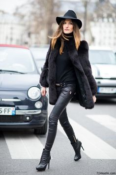 2015 Kış Modası Kürk Modelleri | 7/24 Kadın | Kadınlar İçin Her Şey