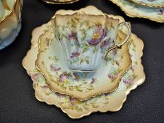 porcellana inglese servizio piatti antichi - Cerca con Google