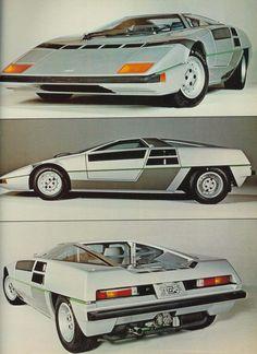 Concept Cars through history. Lotus Auto, Lotus Car, Retro Cars, Vintage Cars, Vintage Sewing, Bugatti Royale, Bugatti Veyron, Peugeot 406, Automobile