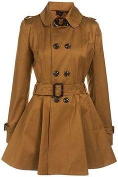 casaco sobretudo marrom