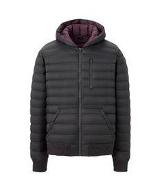 Premium down light jacket