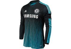 adidas Chelsea Long Sleeve 3rd Jersey 2014-15