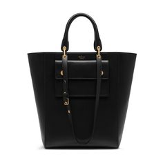 Mulberry - Maple in Black Flat Calf Mulberry Bag ee7baf8207e1f