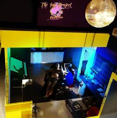 The Ink project Tattoo shop