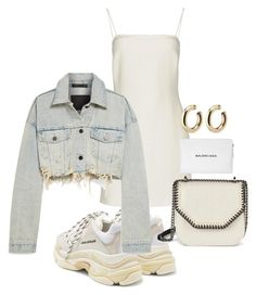 """Untitled #23742"" by florencia95 ❤ liked on Polyvore featuring Balenciaga, Bec & Bridge, Alexander Wang and STELLA McCARTNEY"