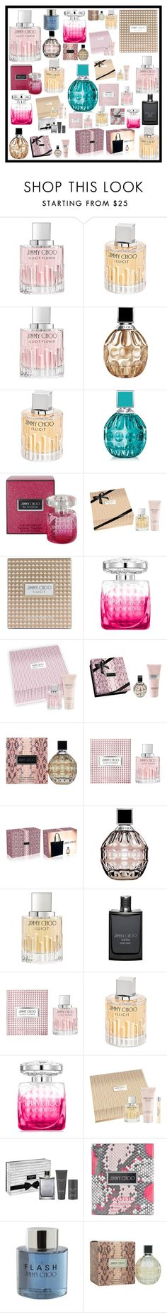 """""""Untitled #2567"""" by jem0kingston ❤ liked on Polyvore featuring beauty and Jimmy Choo"""