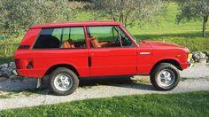 Range Rover Classic Masai Red (1979)